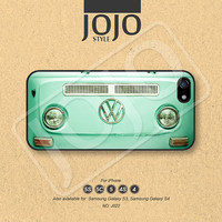 iPhone 5 Case, iPhone 5c Case, iPhone 4 Case, iPhone 5s Case, iPhone 4s Case, vw mini bus, Phone Cases, Phone Covers - J027
