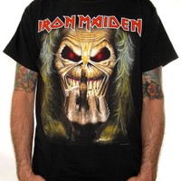 Iron Maiden T-Shirt - Eddie Finger