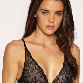 Calvin Klein Envy Lace Triangle Bra at asos.com