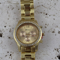 Its All About The Bling Watch