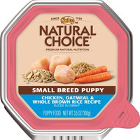 Natural Choice Puppy Chicken Rice & Oatmeal Dinner -  24/5.3 Oz