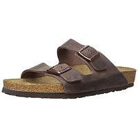 Birkenstock Arizona Soft Footbed Leather Sandal sale  sandals  mayari  arizona  promo boston cheap