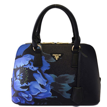 Lady Retro Shell Handbag