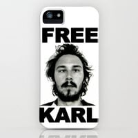 Free Carl (Workaholics) iPhone Case by UnderMyVoodoo | Society6