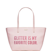 Kate Spade New York All That Glitters Small Harmony Tote