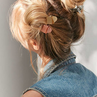 Metal Jaw Clip Set | Urban Outfitters