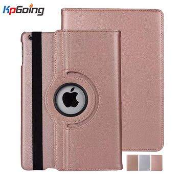 """Case for IPad Pro 12.9"""" Cover Full Body Protector for Apple Ipad Pro 12.9 Case Stand Ultra-Thin Slim Cover Luxury Leather Case"""