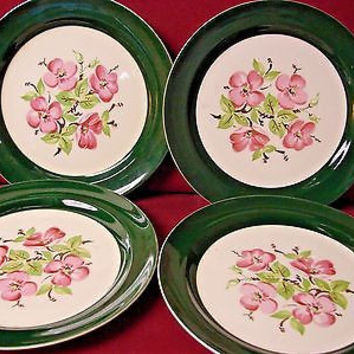 Taylor Smith & Taylor Made in USA Pattern 6532 srt 4 Bread Plate