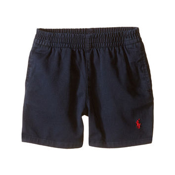 Ralph Lauren Baby Twill Sport Shorts (Infant) College Royal - Zappos.com Free Shipping BOTH Ways