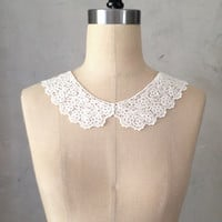 Etiquette Lace Necklace