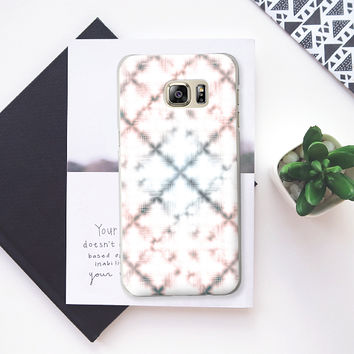 Crystal pattern geometric Galaxy S6 Edge+ case by VanessaGF | Casetify
