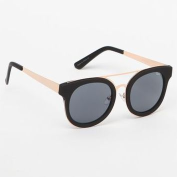 Quay Brooklyn Round Sunglasses at PacSun.com