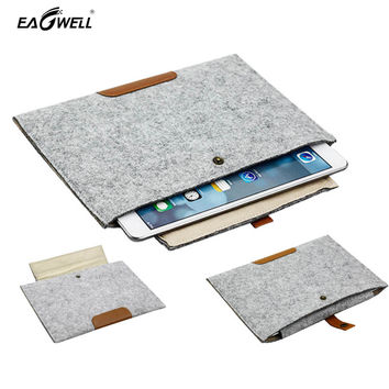Universal Felt Sleeve Bag for iPad Air for iPad Air 2 for iPad Pro 9.7 inch Tablet PC Case Cover Pouch Ultrabook Hand Bag Skin