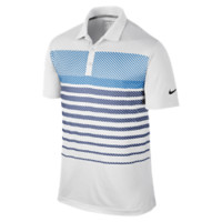 Nike Sport Stripe Men's Golf Polo