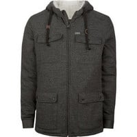 RVCA Holmer Mens Hooded Jacket