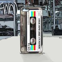 iPhone 5 Vintage Customized Cassette Tape Case