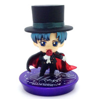 Sailor Moon Glitter Petit Chara Version 1 - Tuxedo Mask (A)
