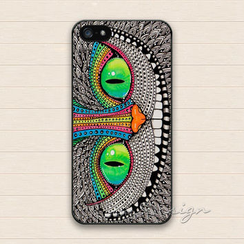 Cat eye iPhone 5 5s Case,iPhone 4 4s Case,iPhone 5C Case,Samsung Galaxy S3 S4 S5 Case,Cute cat eyes Art Hard Plastic Rubber Cover Skin Case