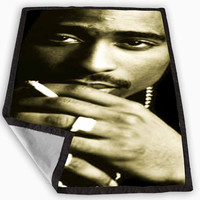 2pac tupac thug live Blanket for Kids Blanket, Fleece Blanket Cute and Awesome Blanket for your bedding, Blanket fleece **