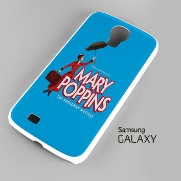 Mary Poppins Broadway Musical A0677 Samsung Galaxy S3 S4 S5 Note 3 Cases - Galaxy