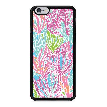 Lilly Pulitzer Turquoise iPhone 6/6S Case