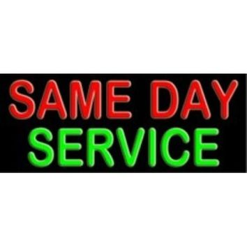 Same Day Service GLASS Tube neon light sign Handcrafted Automotive signs Shop Store man cave bar gas oil