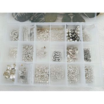 Miscellaneous Jewelry Making Craft Supplies Findings