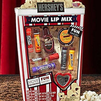 Hershey's Mixed Lip Balm and Gloss Set
