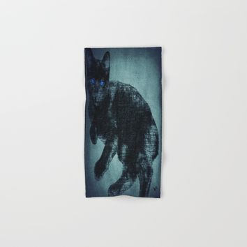 Levi's Tattoo Hand & Bath Towel by Jessica Ivy