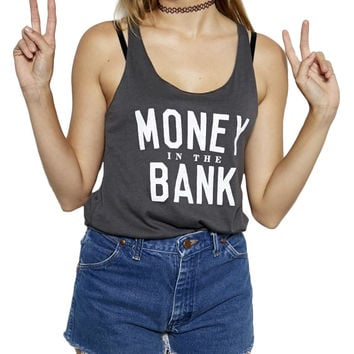 Money In The Bank Racerback Tank