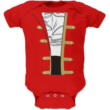 PEAPGQ9 Halloween Spanish Pirate Costume Men Soft Baby One Piece