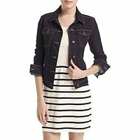 MNG by Mango® Denim Jacket, Long Sleeve            : women : best prices : jcpenney