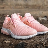 """""""NIKE""""Air Presto Women Fashion Running Sport Casual Shoes Sneakers Pink"""