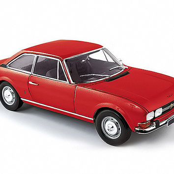 Peugeot 504, 1971, Red
