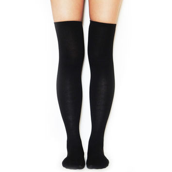 OVER THE KNEE SOCKS from GET HIGH WAISTED