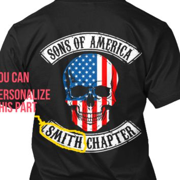 [Personalized] Sons Of America