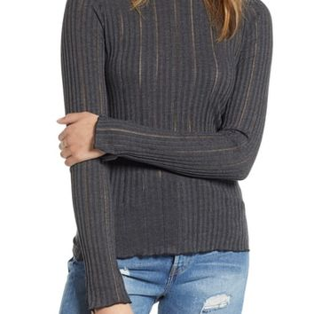 Project Social T Tyne Ribbed T-Shirt   Nordstrom