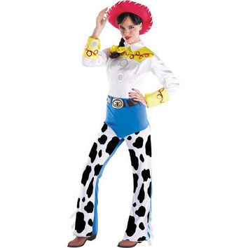 Women's Costume: Toy Story Jessie Deluxe | Large