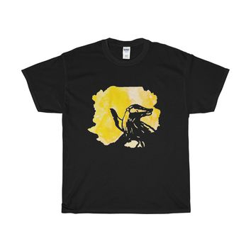 Hufflepuff Watercolor T-shirt