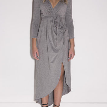 Bamboo Wrap Dress