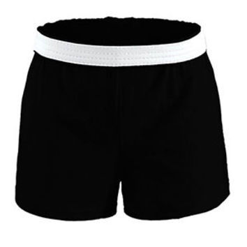 Knit Cheer Practice Shorts by Soffe