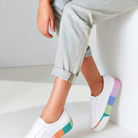 Superga Multicolor Platform Sneaker - Urban Outfitters
