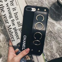 chanel coco fashion2 iphone phone cover case for iphone 6 6s 6plus 6s plus 7 7plus iphone8
