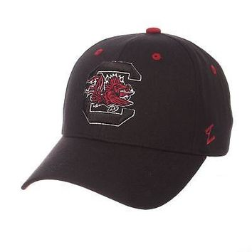 Licensed South Carolina Gamecocks Official NCAA Competitor Adjustable Hat Cap by Zephyr KO_19_1
