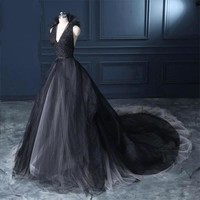 Gothic Bridal Dream Dress