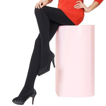 MISILCK 2200D Winter Thick nylons Pregnant woman pantyhose,Leg shaping silk stockings,compression tights fishnet  2017