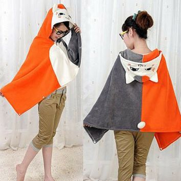 [Natsume's Book of Friends] Neko Sensei Homewear Shawl Cape CP154242