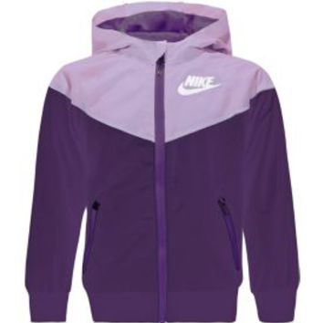 Nike Toddler Girls' Sportswear Windrunner Jacket | DICK'S Sporting Goods