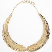 Metal Haven by Kendall & Kylie Wing Necklace (Nordstrom Exclusive) | Nordstrom