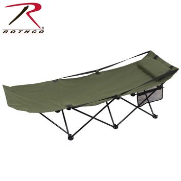 Rothco Deluxe Folding Camping Cot